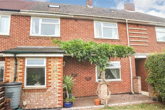 Thumbnail Terraced house for sale in Griffin Crescent, Wick, Littlehampton, West Sussex