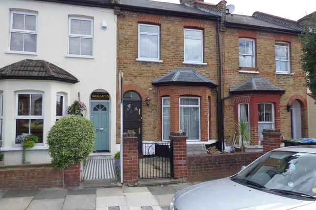 Thumbnail Terraced house for sale in Woodlands Road, Enfield
