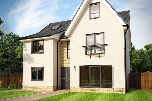 Thumbnail Detached house for sale in Dovecote Farm, Haddington