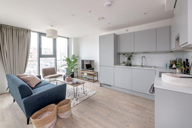 Thumbnail Flat to rent in St Thomas Street, Bristol