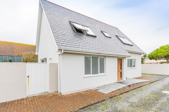 Thumbnail Detached house to rent in Les Grandes Rocques, Castel, Guernsey