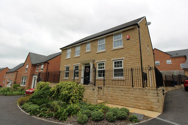 Thumbnail Detached house for sale in St. Pauls Way, Tankersley, Barnsley