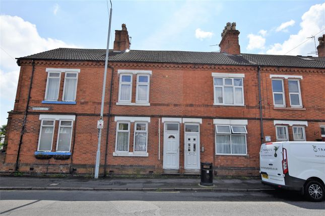 Thumbnail Terraced house for sale in Toothill Road, Loughborough