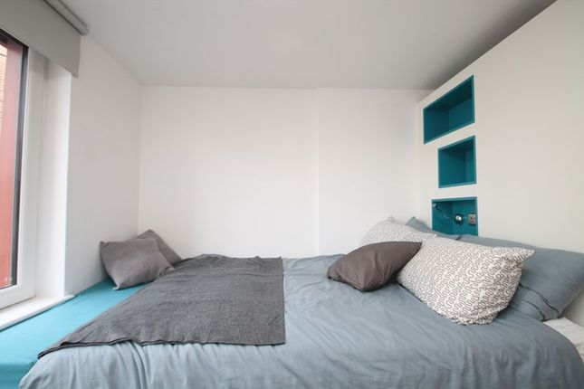 Thumbnail Flat to rent in Coquet Street, Newcastle Upon Tyne