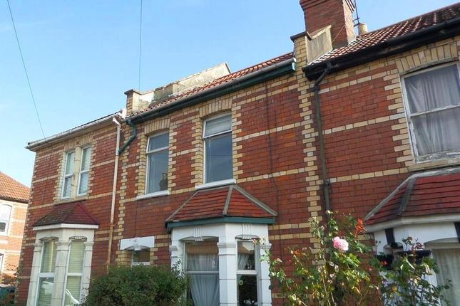 Thumbnail Terraced house to rent in Springfield Avenue, Horfield, Bristol