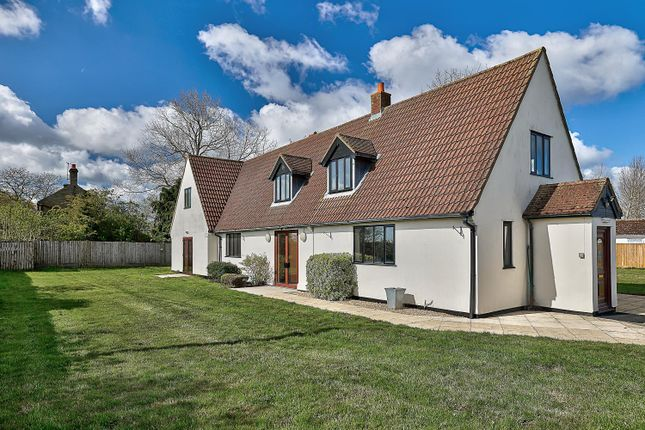 Thumbnail Detached house for sale in Twentypence Road, Wilburton, Ely