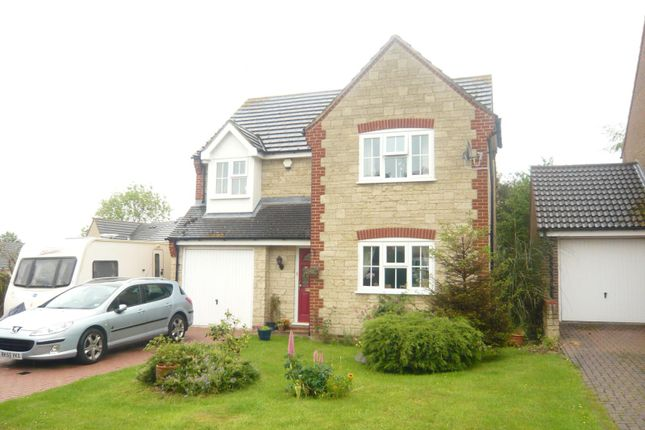 Thumbnail Detached house to rent in Berners Way, Faringdon