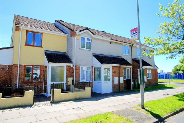 Thumbnail Terraced house for sale in Blandford Road, Plymouth