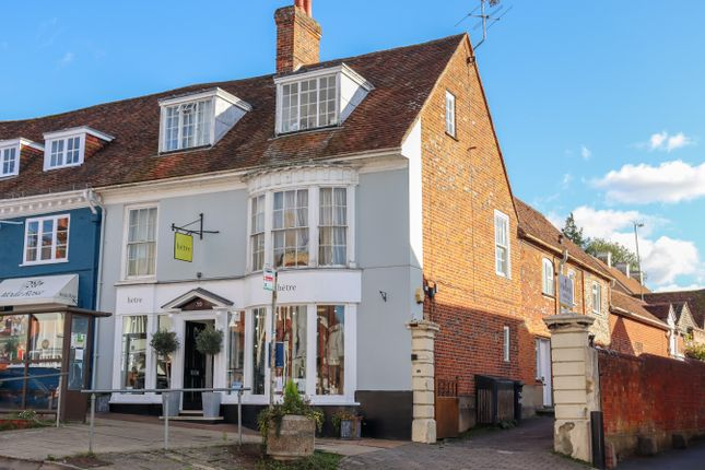 3 bed flat for sale in West Street, Alresford SO24