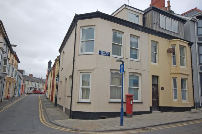 Thumbnail Flat for sale in South Road, Aberystwyth