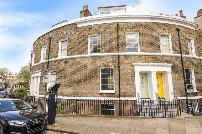 Thumbnail Terraced house for sale in Hanover Gardens, London