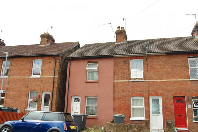 Thumbnail Terraced house for sale in Nelson Avenue, Tonbridge