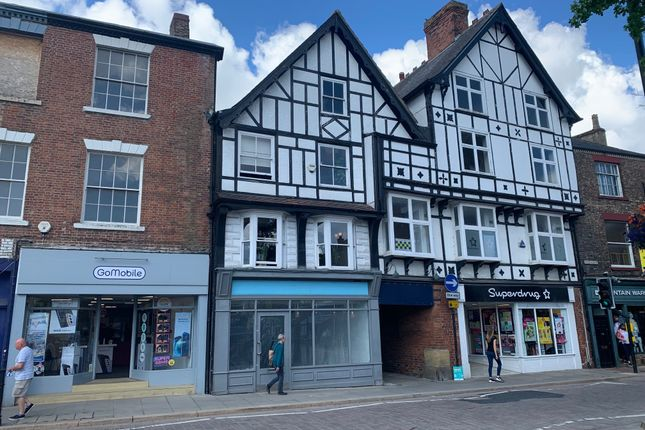 Thumbnail Retail premises to let in Market Place, Ripon