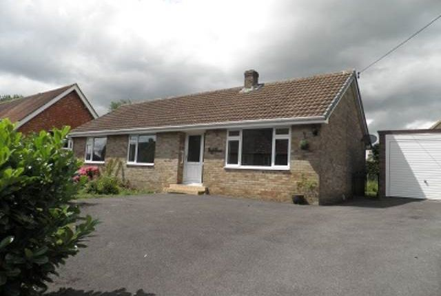 Thumbnail Bungalow to rent in High Street, Maiden Bradley, Nr Warminster