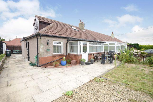 Thumbnail Semi-detached bungalow for sale in Haworth Road, Bradford