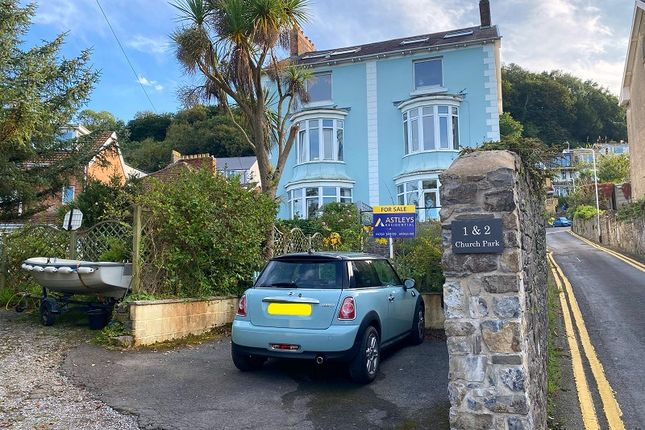 Thumbnail Semi-detached house for sale in Church Park, Mumbles, Swansea