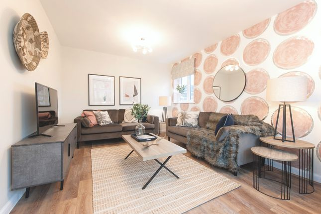 Thumbnail Semi-detached house for sale in Bunker Square, Exeter, Devon