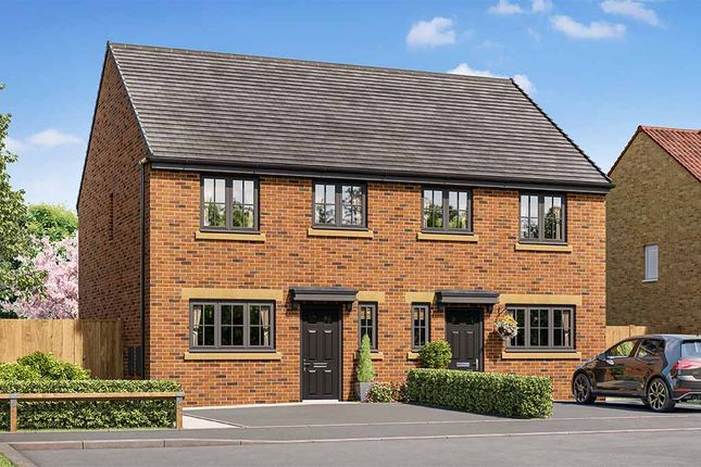 """Thumbnail Property for sale in """"Caddington"""" at Foxby Hill, Gainsborough"""