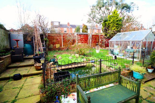 Rear Garden of Ludlow Road, Earlsdon, Coventry CV5