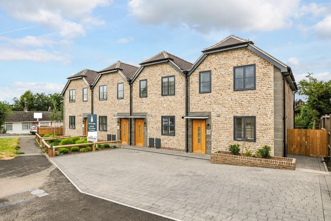 Thumbnail End terrace house for sale in Four Acres, Ashington