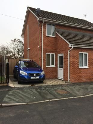 Thumbnail Semi-detached house to rent in Alexandra Road, Oswestry, Shropshire