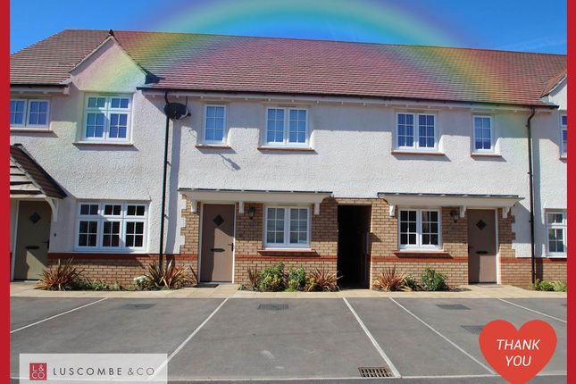 Thumbnail Terraced house to rent in Westward Ho Crescent, Mon Bank, Newport
