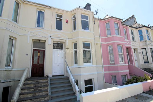 Thumbnail Terraced house for sale in Tavy Place, Mutley, Plymouth