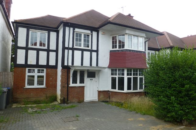 Thumbnail Semi-detached house to rent in Barn Hill Estate, Wembley Park