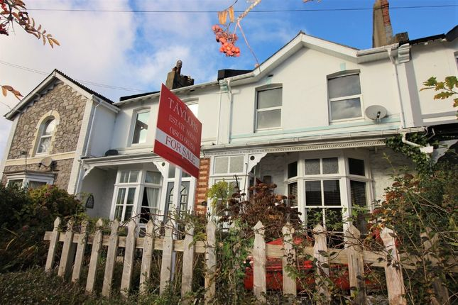 Thumbnail Terraced house for sale in Windsor Road, Torquay