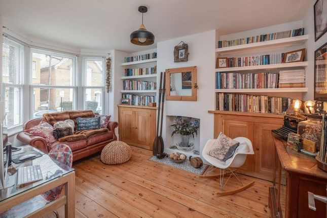 Thumbnail Semi-detached house for sale in Gordon Road, Cowes