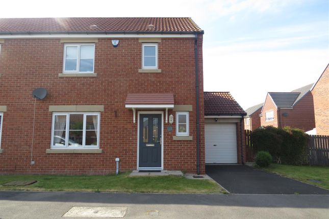 Thumbnail Property to rent in Speedwell Close, Hartlepool