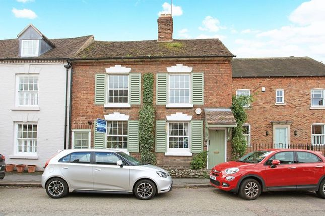 Thumbnail Terraced house for sale in Barrow Street, Much Wenlock