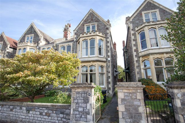 Thumbnail Semi-detached house for sale in Westbury Road, Westbury-On-Trym, Bristol