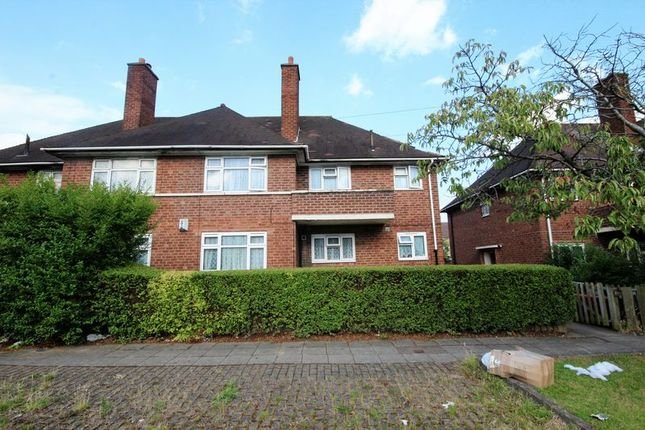 Thumbnail Maisonette for sale in Victoria Street, Small Heath, Birmingham