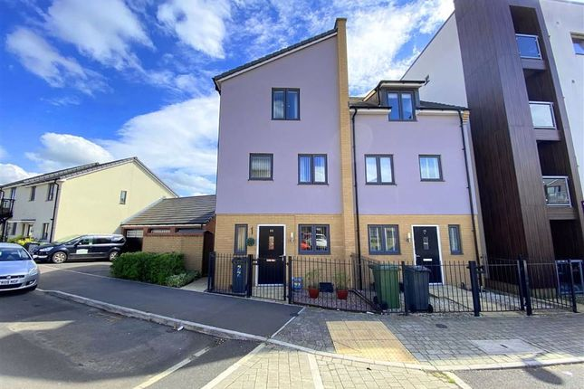 Thumbnail Town house for sale in Lime Tree Avenue, Hardwicke, Gloucester