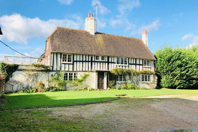 Thumbnail Detached house for sale in Cuckfield Road, Hurstpierpoint, Hassocks