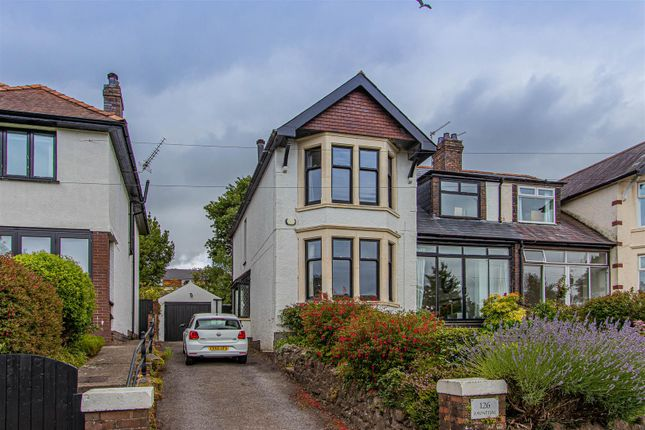 Thumbnail Semi-detached house to rent in Lake Road East, Cyncoed, Cardiff
