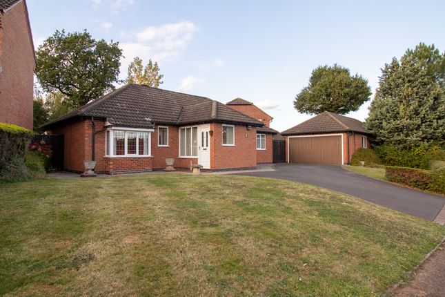 Thumbnail Bungalow for sale in Kettlebrook Road, Shirley, Solihull, West Midlands