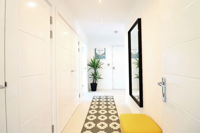 Thumbnail Flat to rent in Park View Mansions, Olympic Park Avenue, London