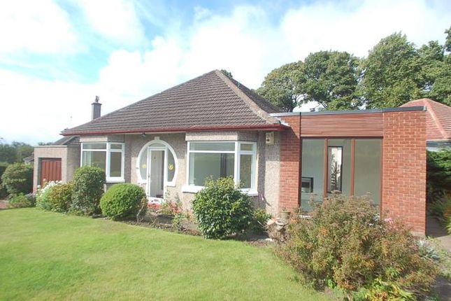 Thumbnail Detached bungalow to rent in Elliot Park, Edinburgh