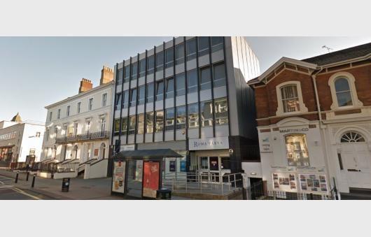 Retail premises to let in 5th Floor, 9 Waterloo Road, Wolverhampton