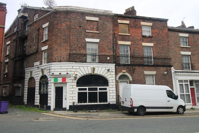 3 bed flat for sale in Wavertree Road, Edge Hill, Liverpool L7