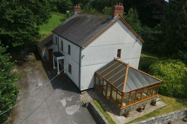 Thumbnail Property for sale in Castell Pigyn Road, Abergwili, Carmarthen