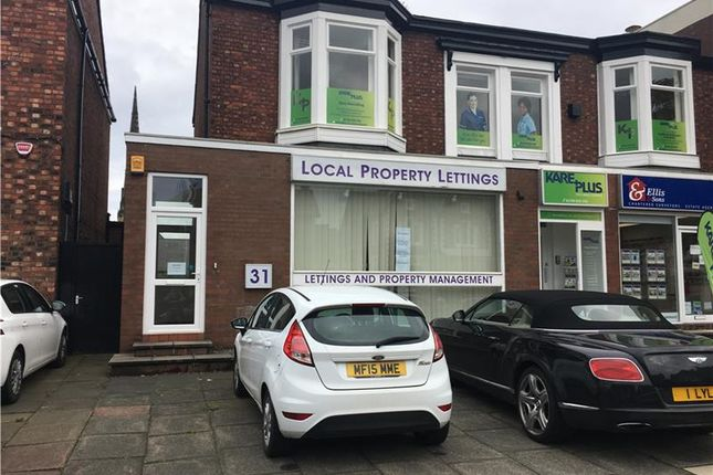 Thumbnail Retail premises for sale in 31, Hoghton Street, Southport, Merseyside, UK
