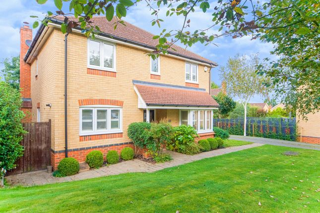 Thumbnail Detached house for sale in Ellis Close, Hoddesdon