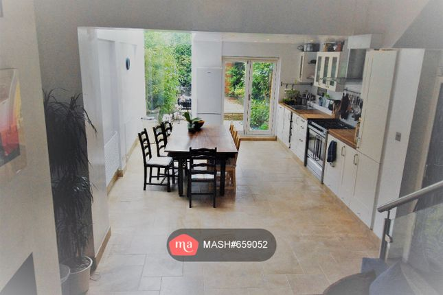 Thumbnail Terraced house to rent in Evershot Road, London
