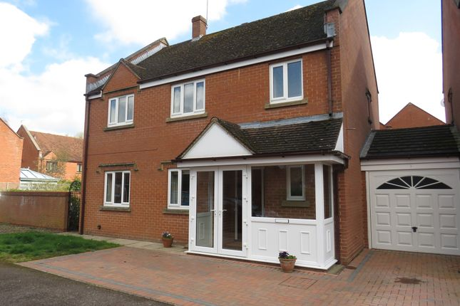 Thumbnail Link-detached house for sale in Fishers Field, Buckingham