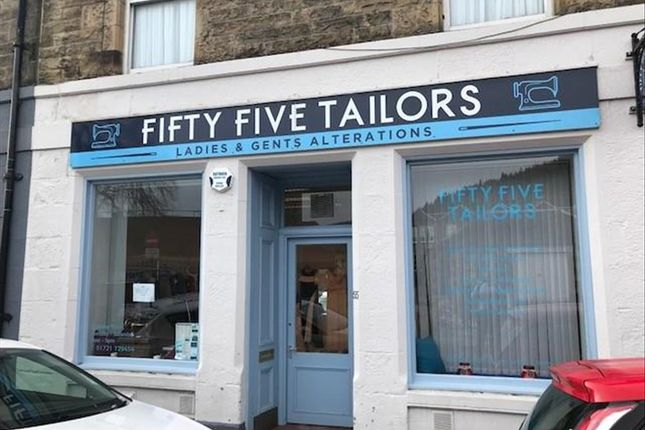 Thumbnail Commercial property for sale in Ladies & Gents Tailors & Alterations EH45, Scottish Borders