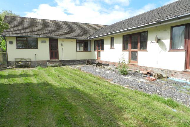 Thumbnail Detached bungalow for sale in Moss House Lane, Westby, Preston, Lancashire
