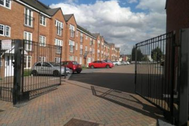 Thumbnail Flat to rent in Westley Court, West Bromwich